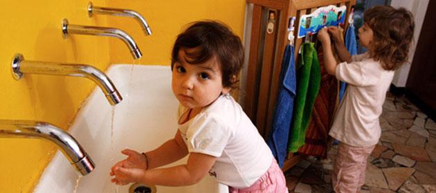 Laviamoci le manine