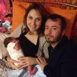 Gaia nata l'8 dicembre