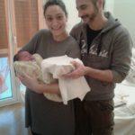 Gioia nata il 16 dicembre